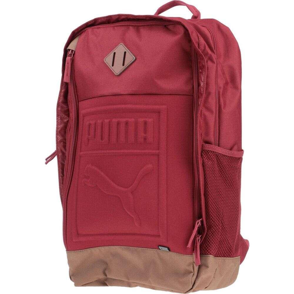 プーマ PUMA レディース バックパック・リュック バッグ【s backpack】Maroon