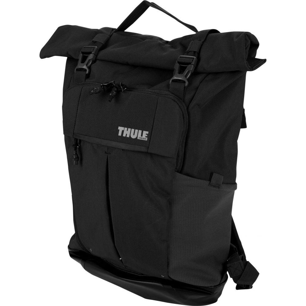 スーリー THULE レディース バックパック・リュック バッグ【paramount backpack 24l rolltop】Black