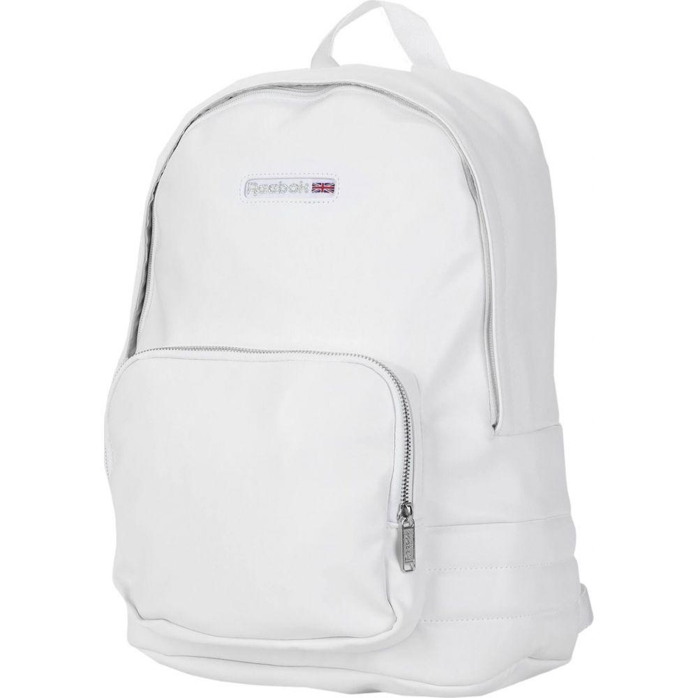 リーボック REEBOK レディース バックパック・リュック バッグ【cl freestyle backpack】White
