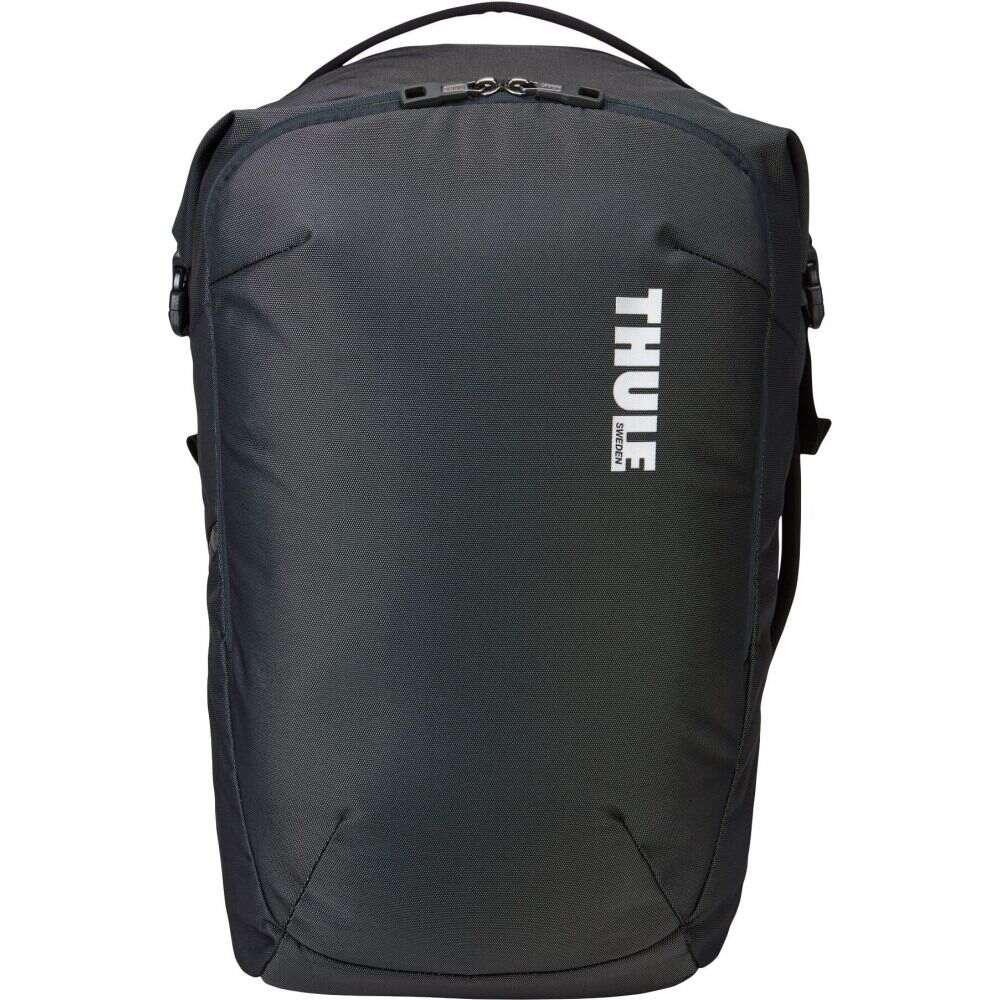 スーリー THULE レディース バックパック・リュック バッグ【subterra travel backpack 34 l】Steel grey