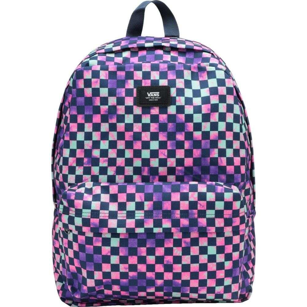 ヴァンズ VANS レディース バックパック・リュック バッグ【mn old skool iii backpack】Purple