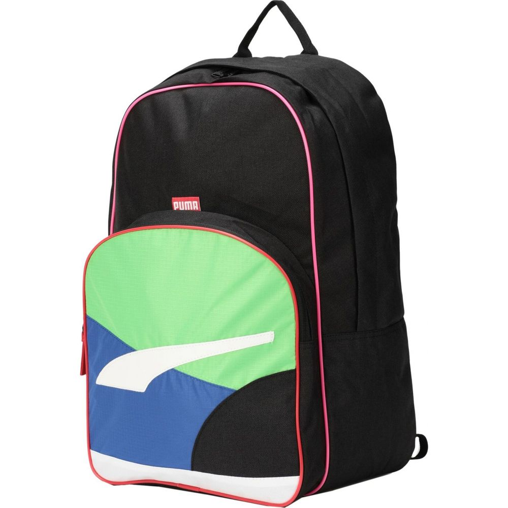プーマ PUMA レディース バックパック・リュック バッグ【rider game on backpack】Black