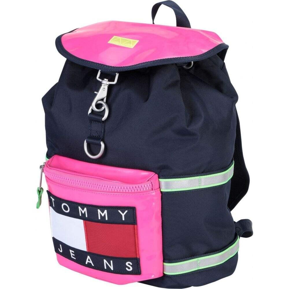 トミー ジーンズ TOMMY JEANS レディース バックパック・リュック バッグ【tjw heritage backpack】Dark blue