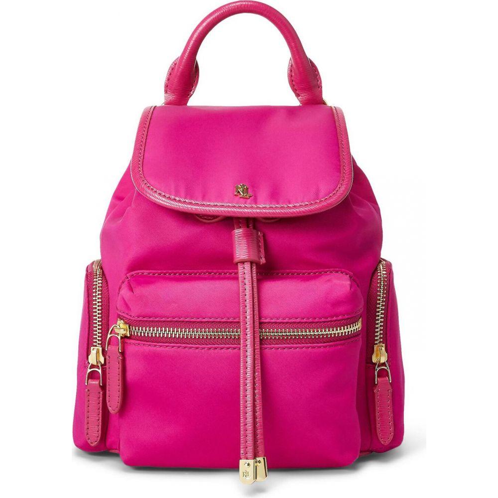 ラルフ ローレン LAUREN RALPH LAUREN レディース バックパック・リュック バッグ【nylon keely small backpack】Fuchsia