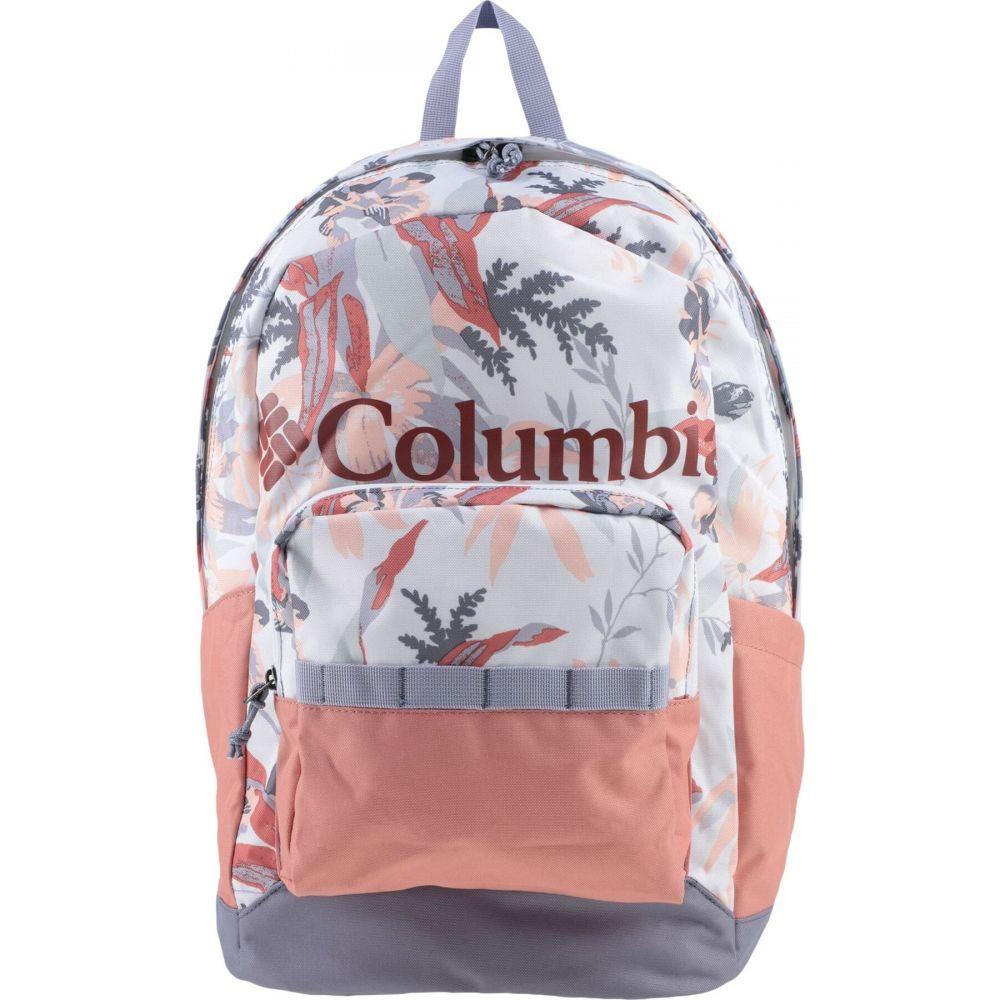 コロンビア COLUMBIA レディース バックパック・リュック バッグ【zigzag 22l backpack】White