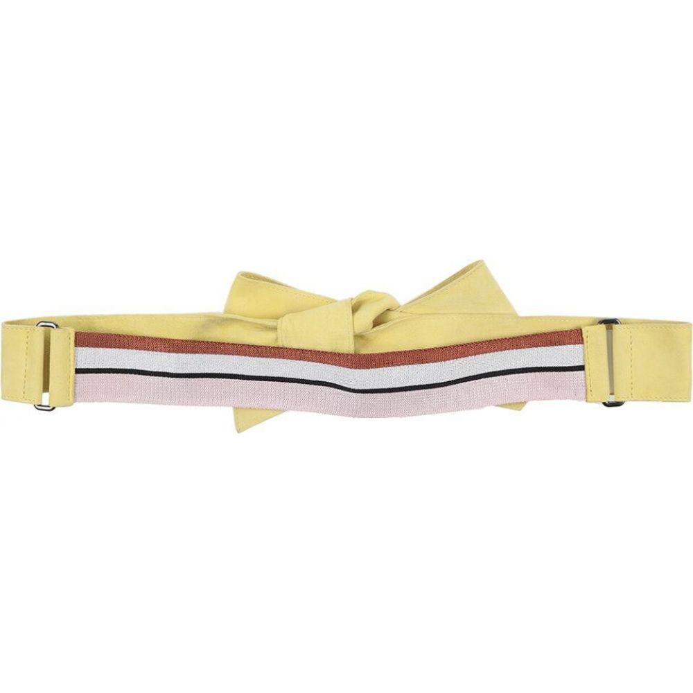 ミッソーニ MISSONI レディース ベルト 【regular belt】Light yellow