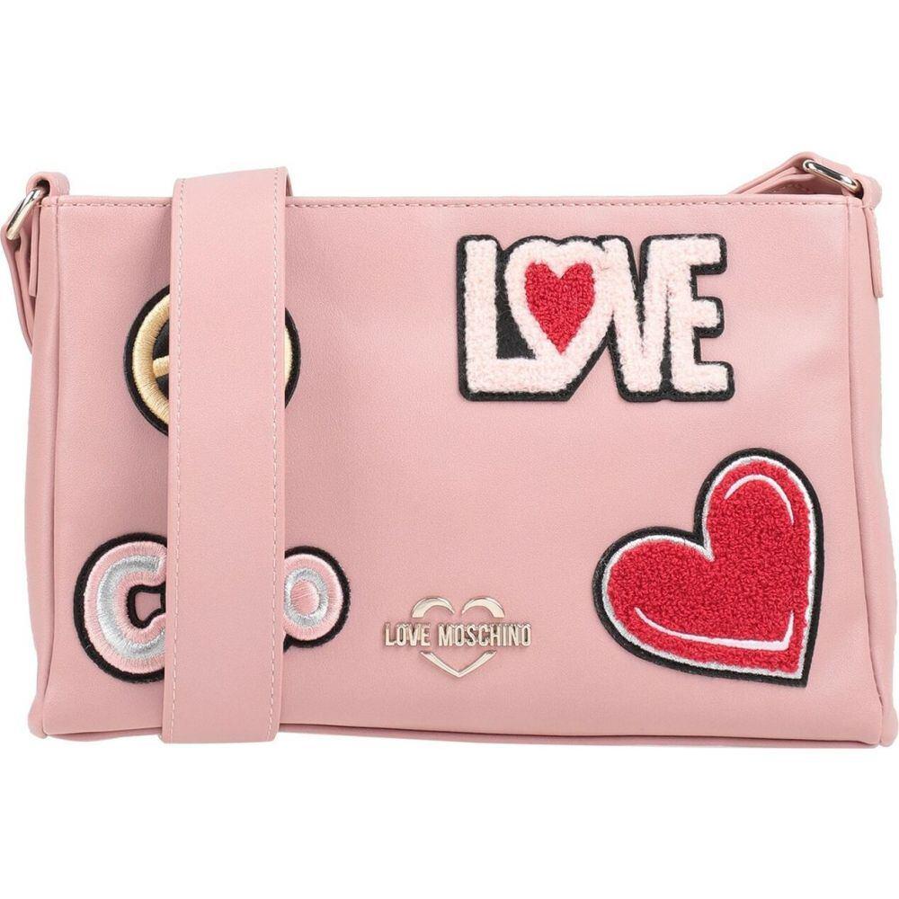 モスキーノ LOVE MOSCHINO レディース ショルダーバッグ バッグ【cross-body bags】Pastel pink