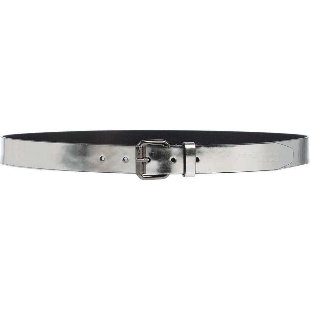 ディースクエアード DSQUARED2 レディース ベルト 【regular belt】Silver