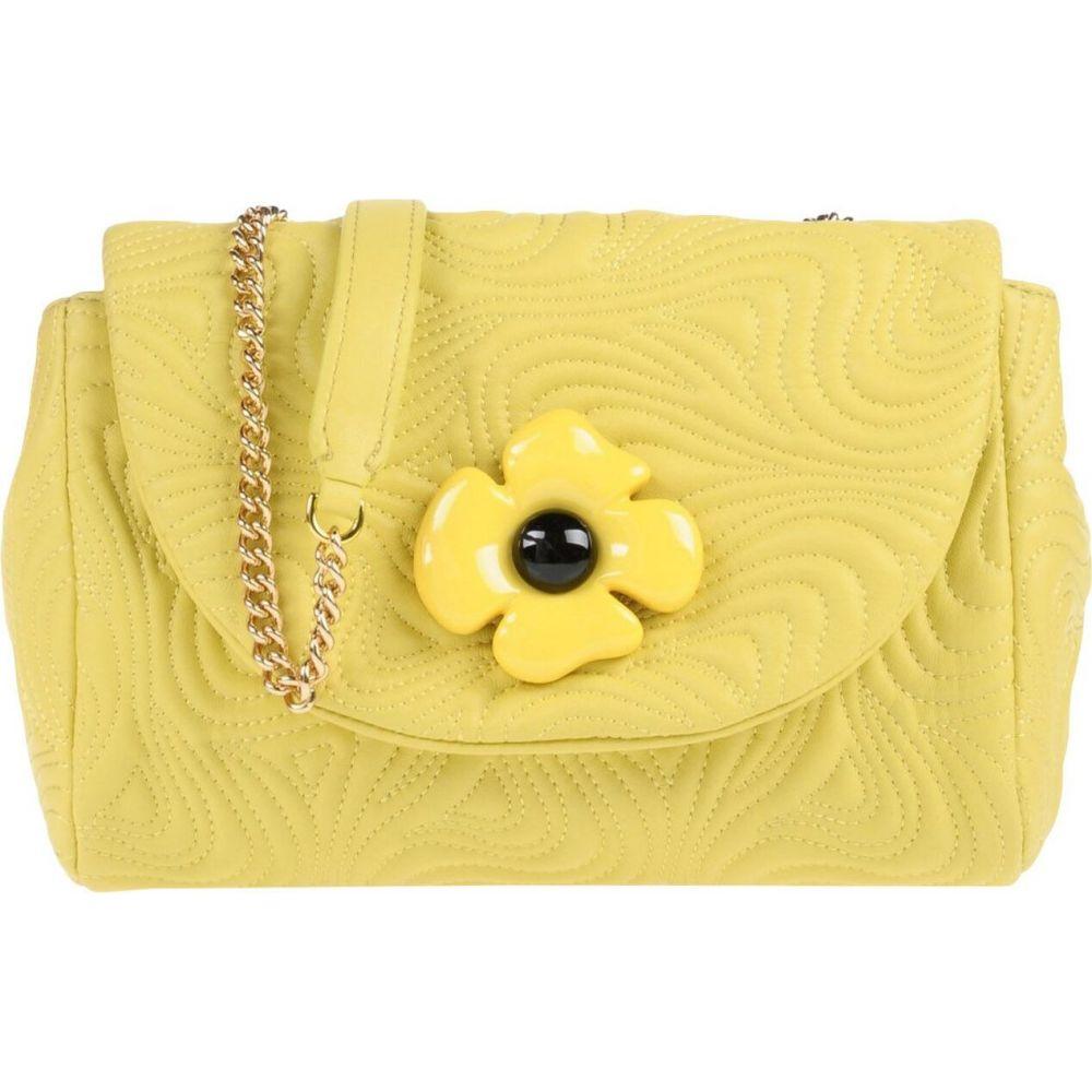 モスキーノ BOUTIQUE MOSCHINO レディース ショルダーバッグ バッグ【cross-body bags】Yellow