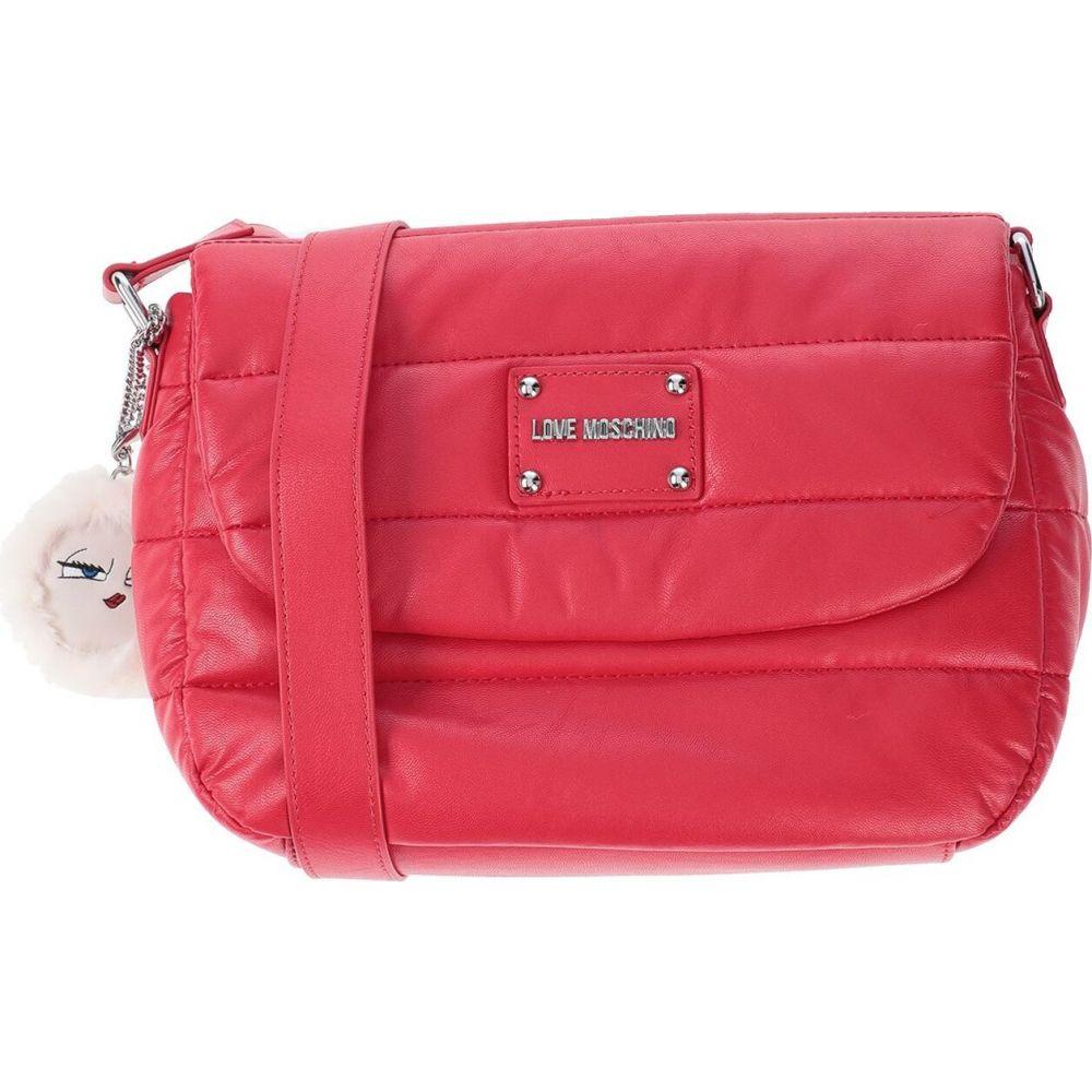 モスキーノ LOVE MOSCHINO レディース ショルダーバッグ バッグ【cross-body bags】Red