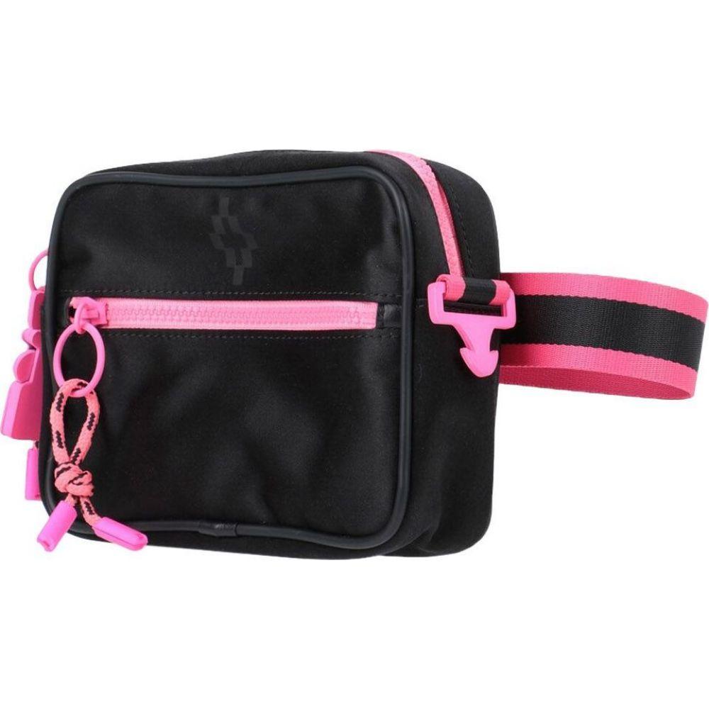 マルセロバーロン MARCELO BURLON レディース ショルダーバッグ バッグ【cross-body bags】Black