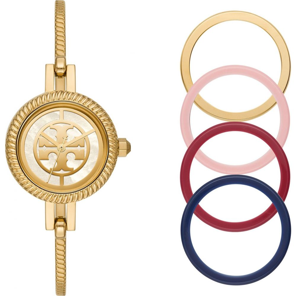 トリー バーチ TORY BURCH レディース 腕時計 【wrist watch】Gold
