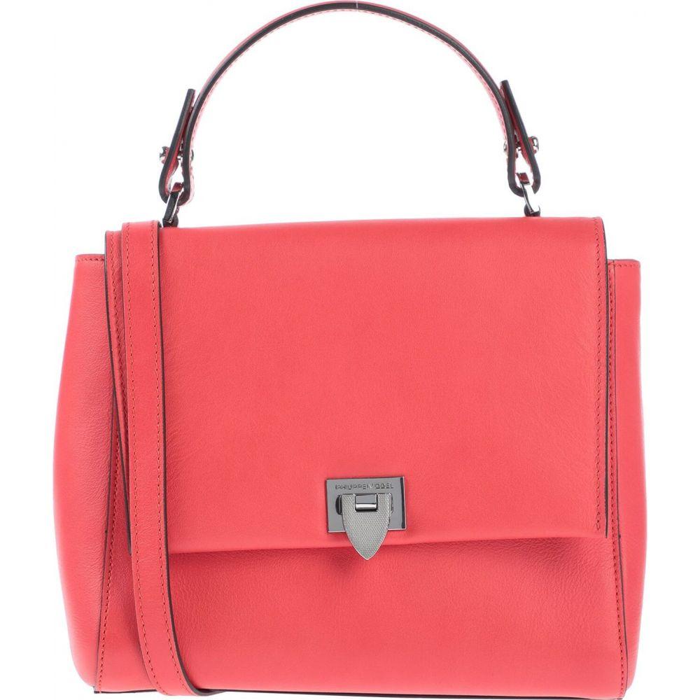 【中古】 フィリップモデル PHILIPPE MODEL レディース ハンドバッグ バッグ【handbag】Red, fabfab 3ef75c7d