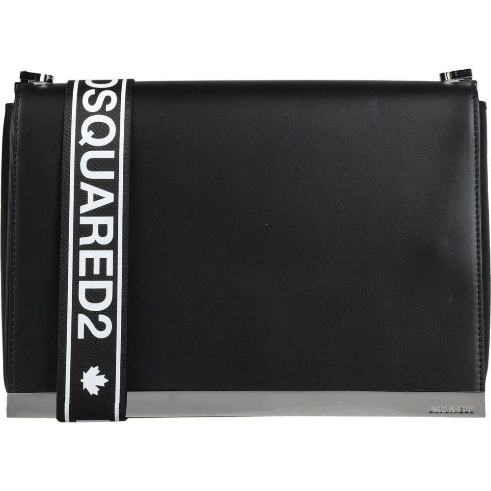 ディースクエアード DSQUARED2 レディース ショルダーバッグ バッグ【cross-body bags】Black
