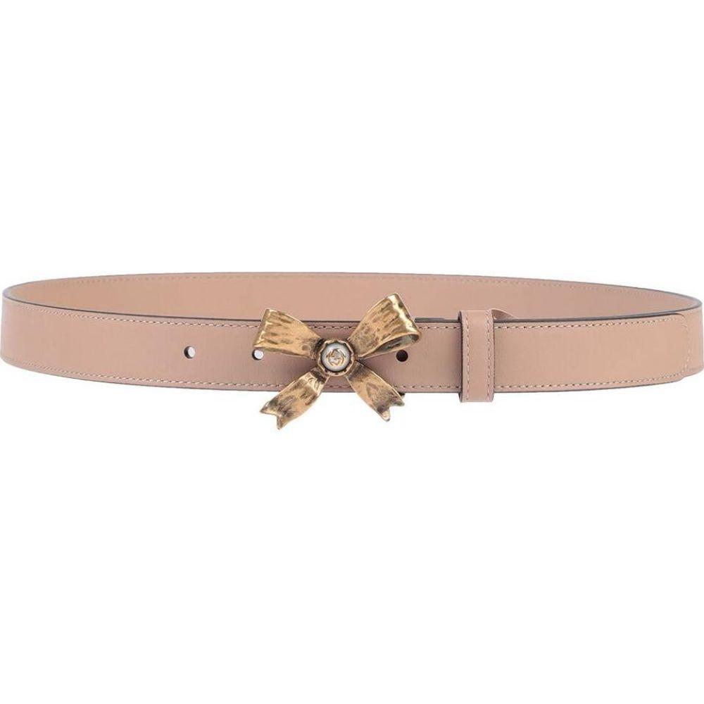 グッチ GUCCI レディース ベルト 【regular belt】Beige