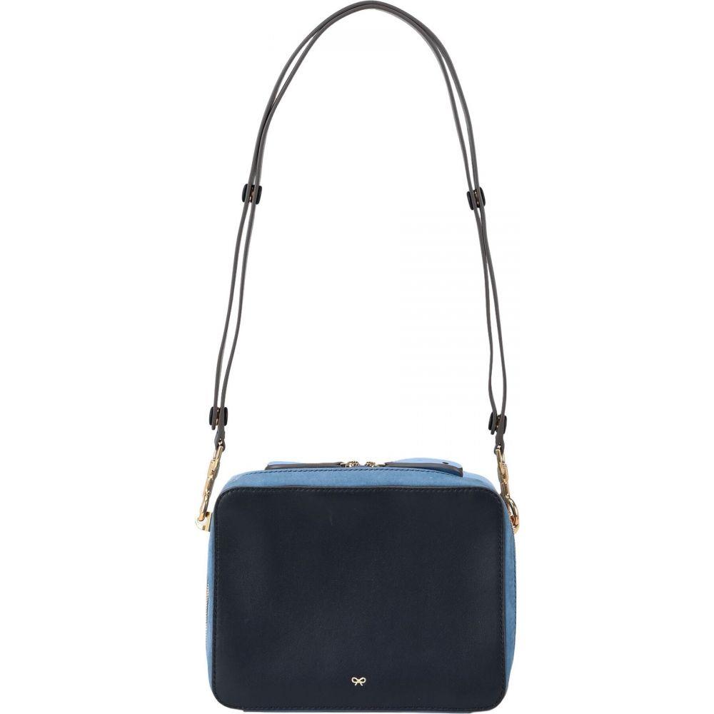 アニヤ ハインドマーチ ANYA HINDMARCH レディース ショルダーバッグ バッグ【cross-body bags】Dark blue