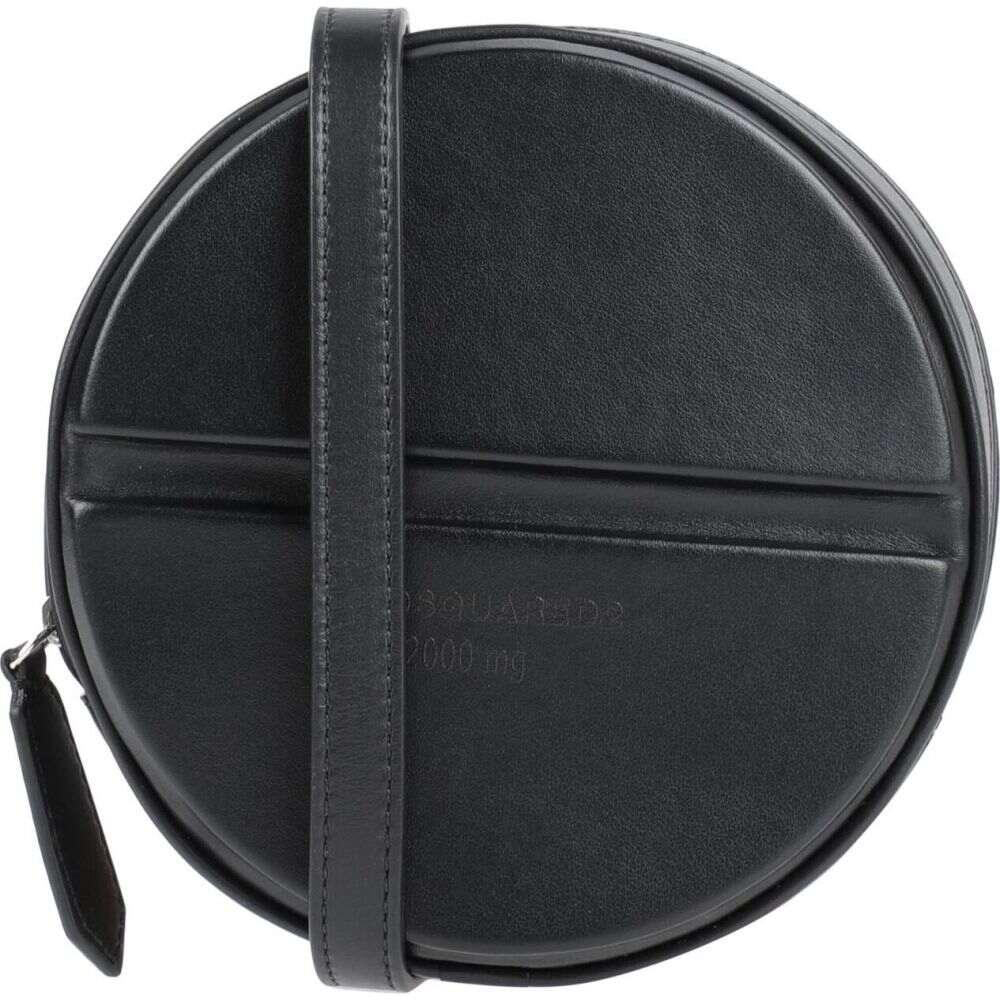 DSQUARED2 バッグ【cross-body ショルダーバッグ レディース bags】Black ディースクエアード