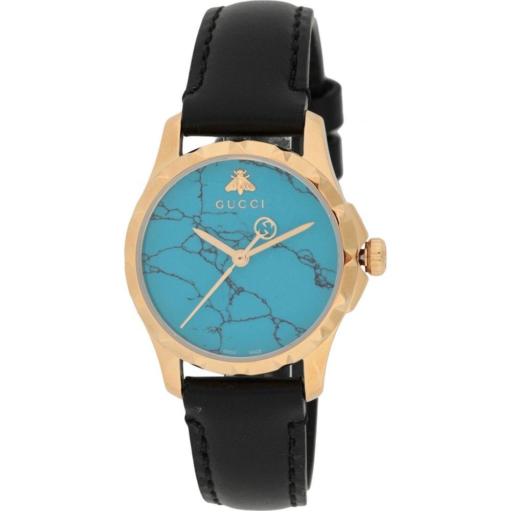 グッチ GUCCI レディース 腕時計 【wrist watch】Gold