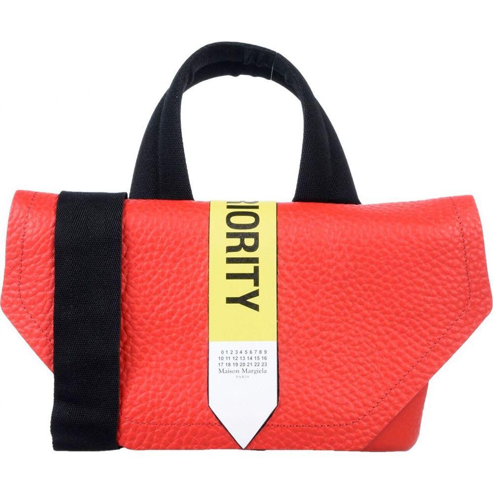 メゾン マルジェラ MAISON MARGIELA レディース ショルダーバッグ バッグ【cross-body bags】Red
