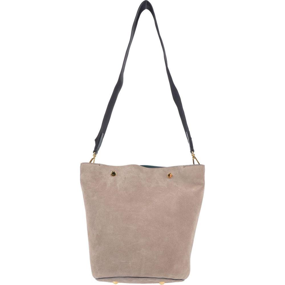 マルニ MARNI レディース ショルダーバッグ バッグ【shoulder bag】Dove grey