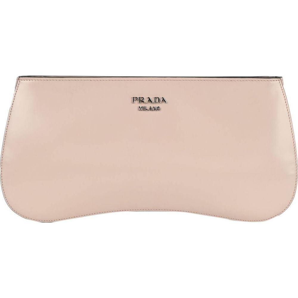 プラダ PRADA レディース ショルダーバッグ バッグ【cross-body bags】Light pink