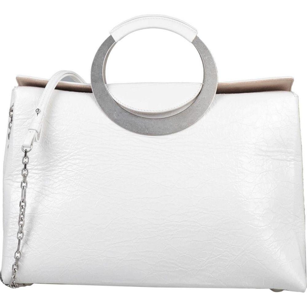 メゾン マルジェラ MAISON MARGIELA レディース ショルダーバッグ バッグ【cross-body bags】White