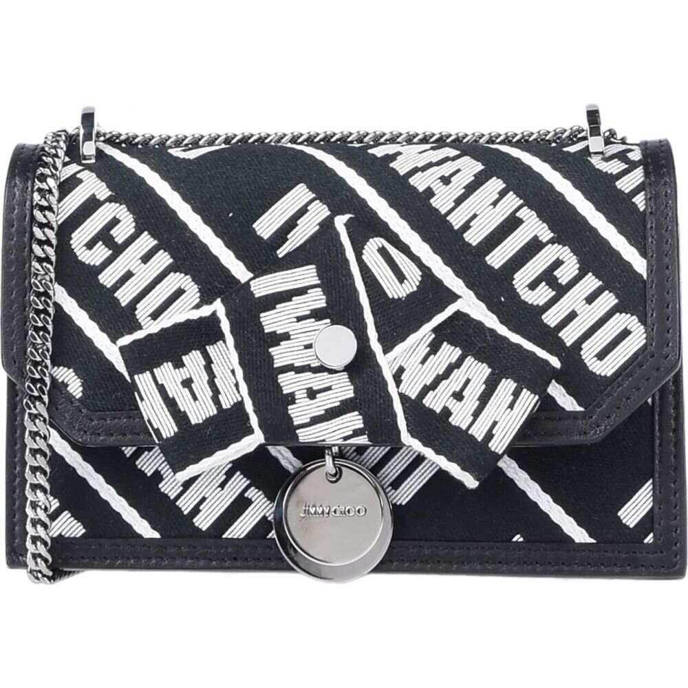 ジミー チュウ JIMMY CHOO レディース ショルダーバッグ バッグ【cross-body bags】Black