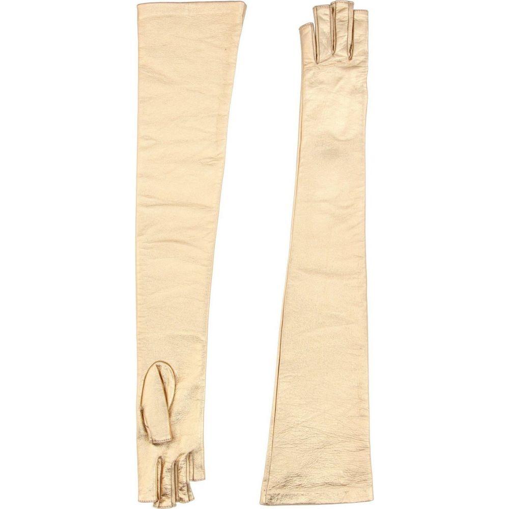 グッチ GUCCI レディース 手袋・グローブ 【gloves】Gold