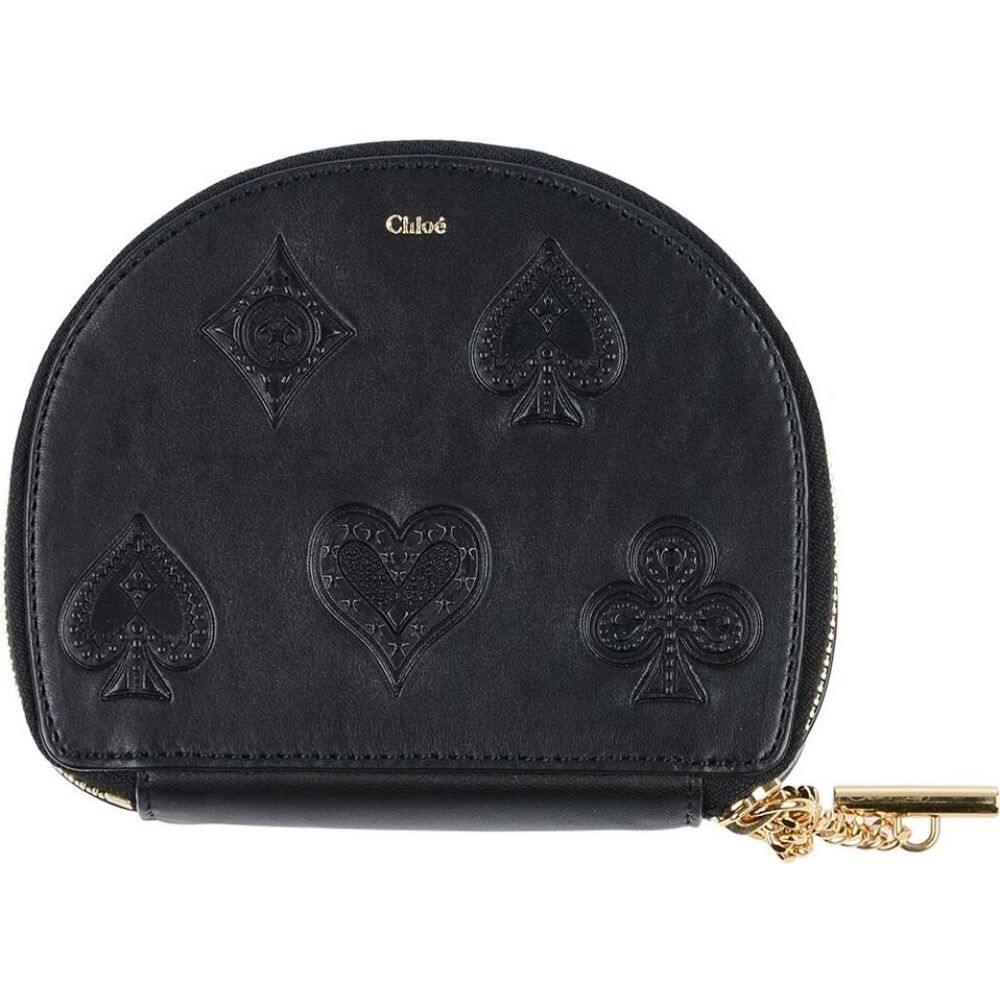 クロエ レディース 財布 時計 当店一番人気 雑貨 Black wallet 日本全国 送料無料 サイズ交換無料 CHLOE