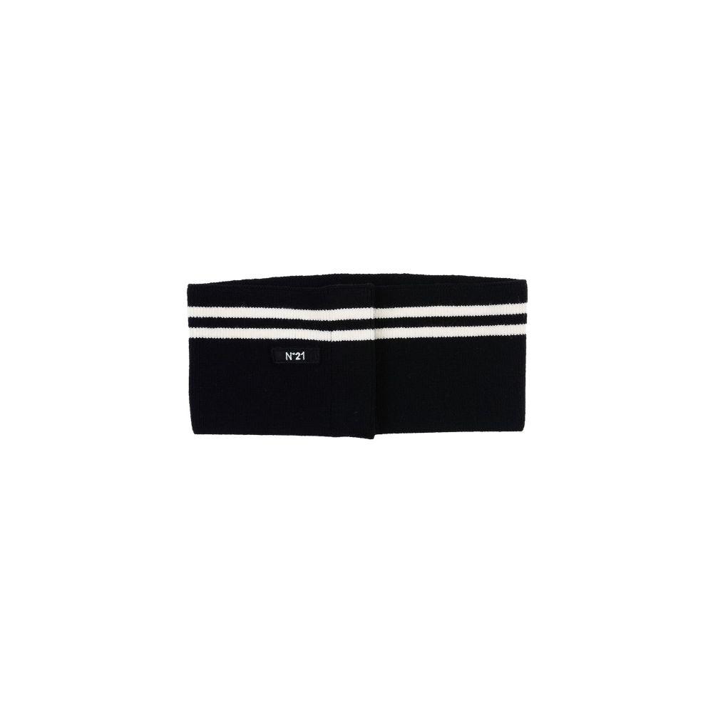 ヌメロ ヴェントゥーノ N21 レディース ベルト 【high-waist belt】Black