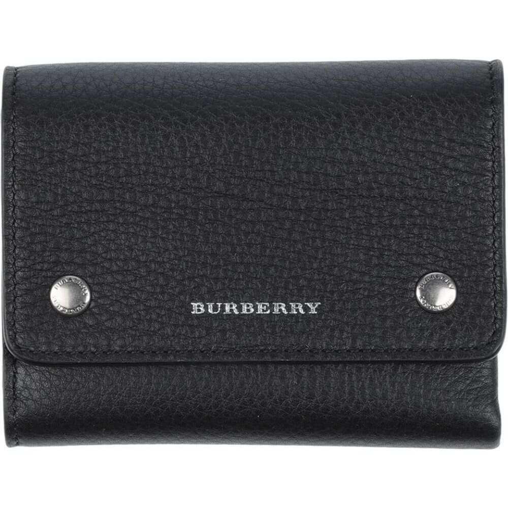 バーバリー レディース 奉呈 財布 時計 雑貨 BURBERRY サイズ交換無料 wallet 即納 Black