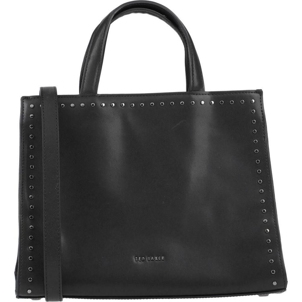 第一ネット テッドベーカー TED BAKER レディース レディース ハンドバッグ BAKER バッグ【Handbag TED】Black, リフォームネクスト:fd2ff85f --- gerber-bodin.fr