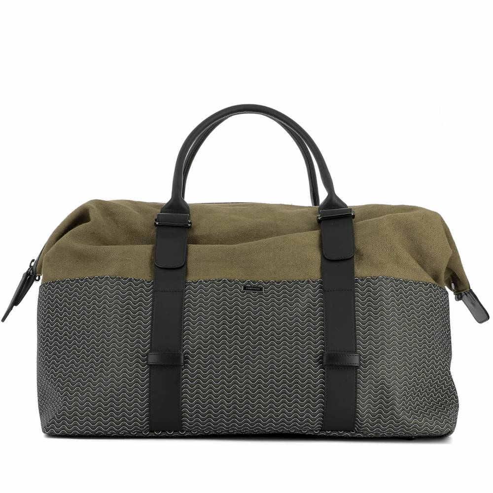 ザネラート メンズ バッグ ボストンバッグ・ダッフルバッグ【Multicolor fabric travel bag】Multicolor