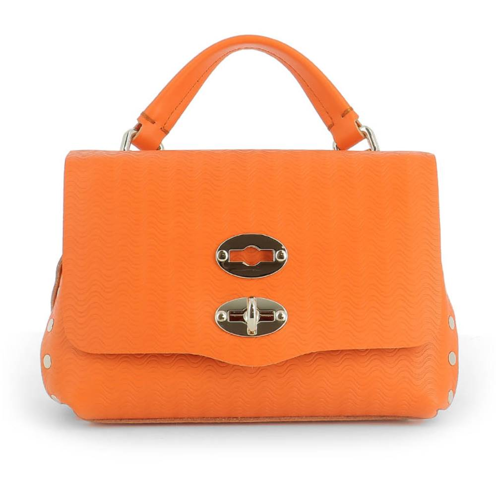 ザネラート ザネラート レディース バッグ Cachemire ハンドバッグ【Orange leather leather La Postina Cachemire Blandine】Orange, キタソウマグン:a14b0d80 --- sunward.msk.ru