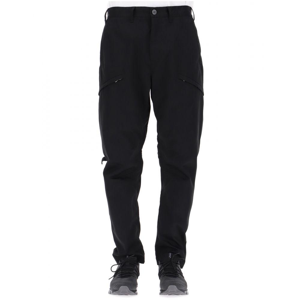 ストーンアイランド Stone Island Shadow Project メンズ ボトムス・パンツ【Black polyester pants】Black