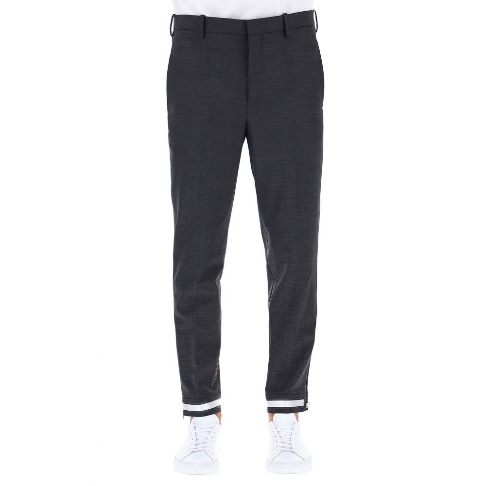 ニール バレット Neil Barrett メンズ ボトムス・パンツ【Grey polyester pants】Grey