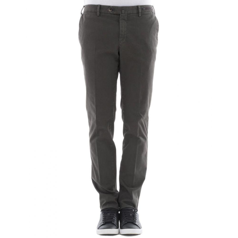 ピーティーゼロウーノ Pt01 メンズ ボトムス・パンツ【Green cotton pants】Green