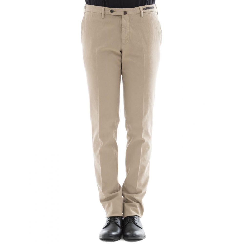ピーティーゼロウーノ Pt01 メンズ ボトムス・パンツ【Beige cotton pants】Beige
