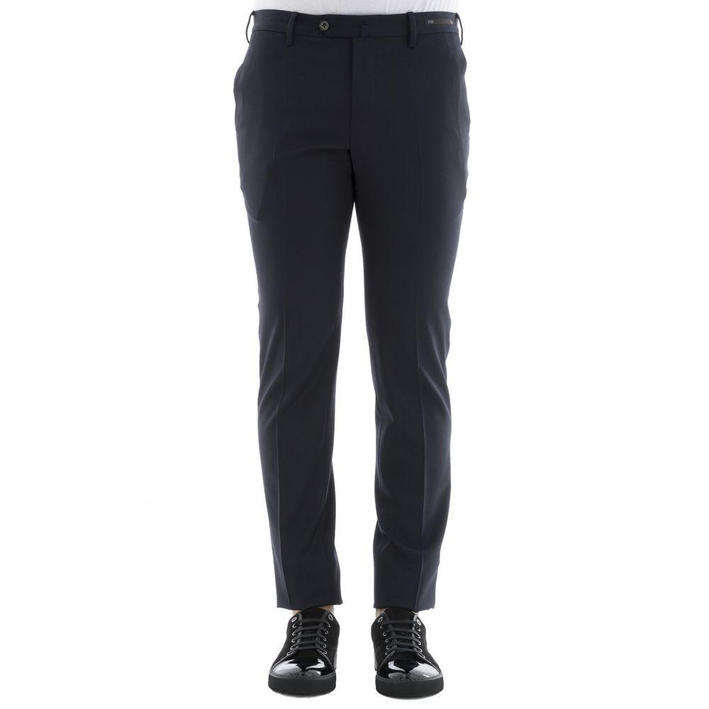 ピーティーゼロウーノ Pt01 メンズ ボトムス・パンツ【Blue polyester pants】Blue