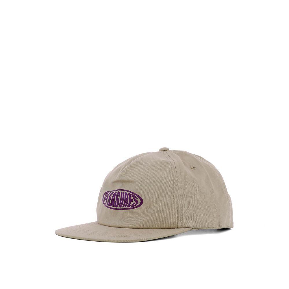 プレジャーズ PLEASURES メンズ 帽子【Beige cotton hat】Beige
