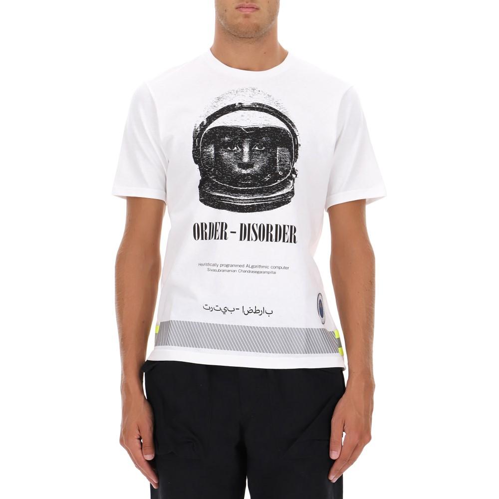アンダーカバー UNDERCOVER メンズ トップス Tシャツ【White cotton T-shirt】White