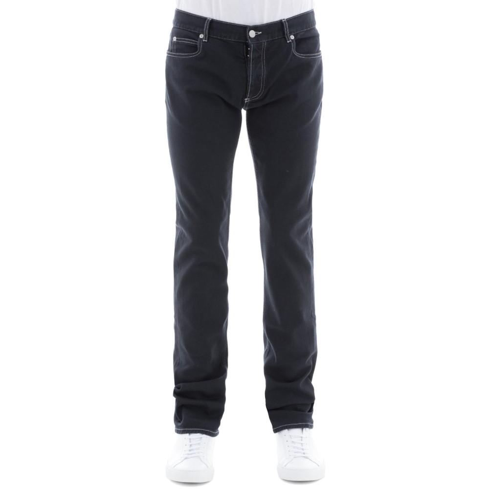 メゾン マルジェラ Maison Margiela メンズ ボトムス・パンツ ジーンズ・デニム【Black cotton jeans】Black