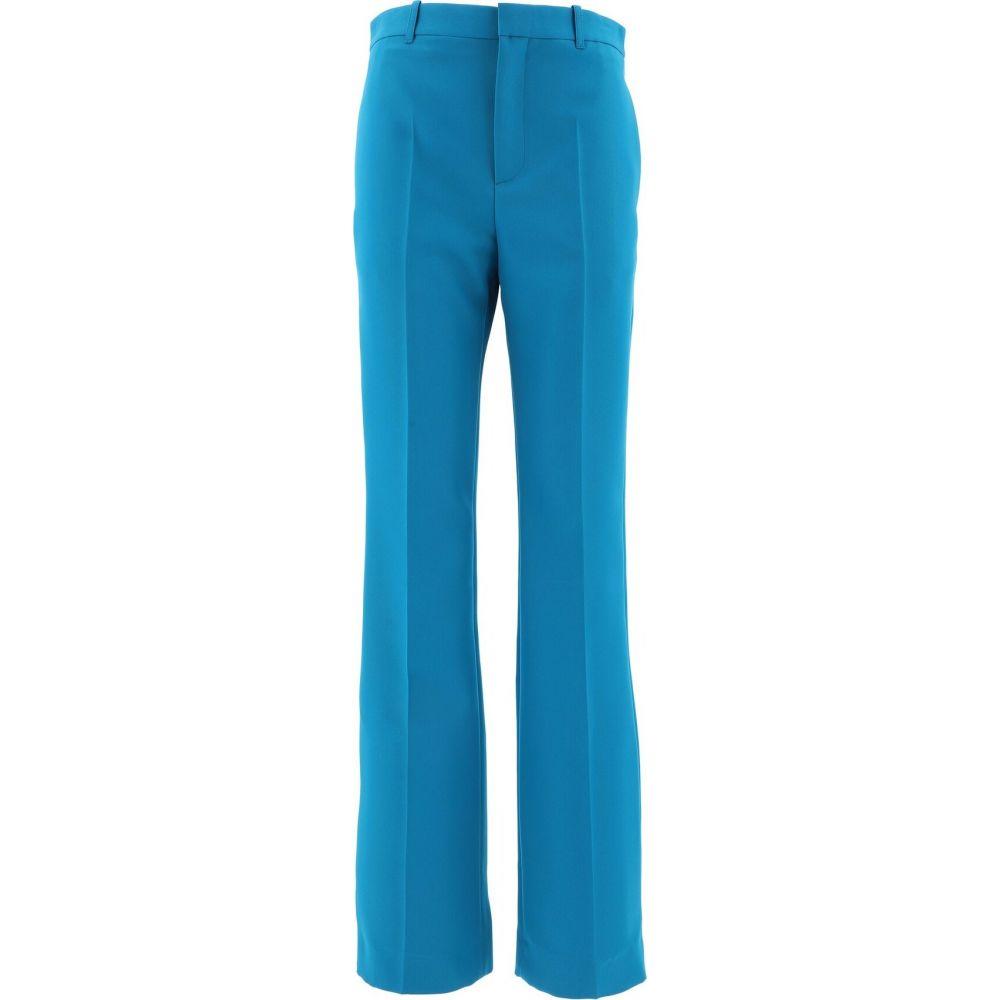 バレンシアガ Balenciaga レディース ボトムス・パンツ 【Pants With Crease】Blue