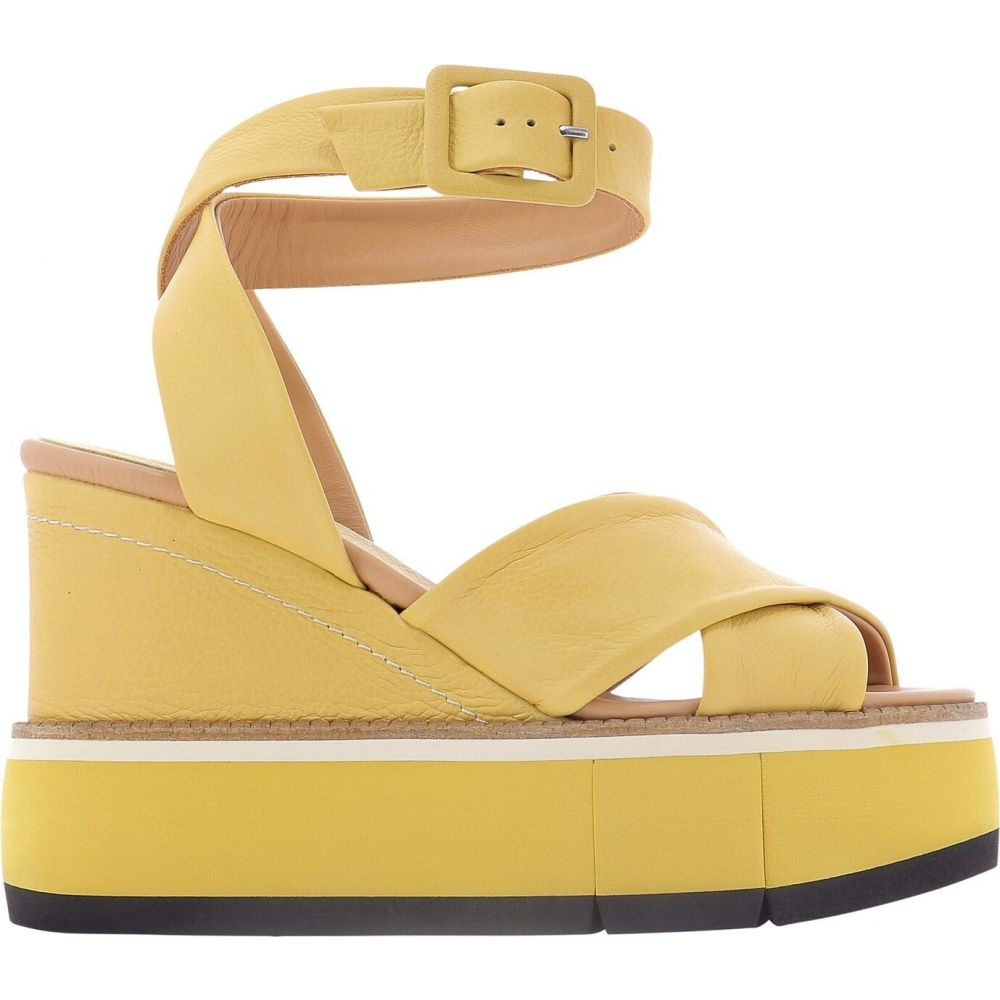 パロマ バルセロ Paloma Barcelo' レディース サンダル・ミュール シューズ・靴【Eilleen Sandals】Yellow