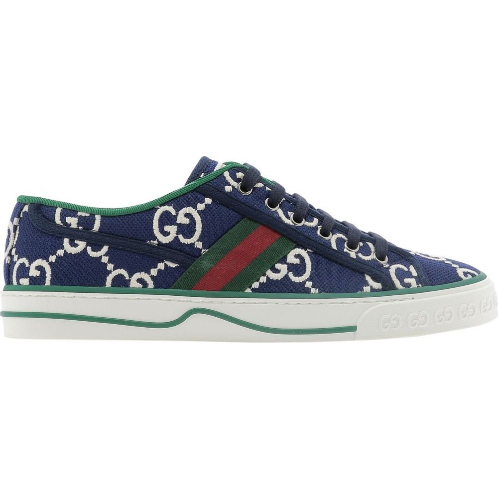 グッチ Gucci メンズ スニーカー シューズ・靴【Tennis 1977 Sneakers】Blue