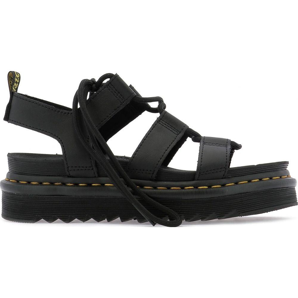 ドクターマーチン Dr. Martens レディース サンダル・ミュール シューズ・靴【Nartilla Sandal】Black