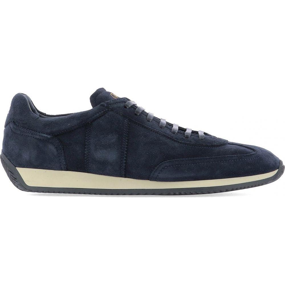 【25%OFF】 ファビ Fabi メンズ スニーカー シューズ・靴【Suede Sneaker】Blue, トダシ 223da422