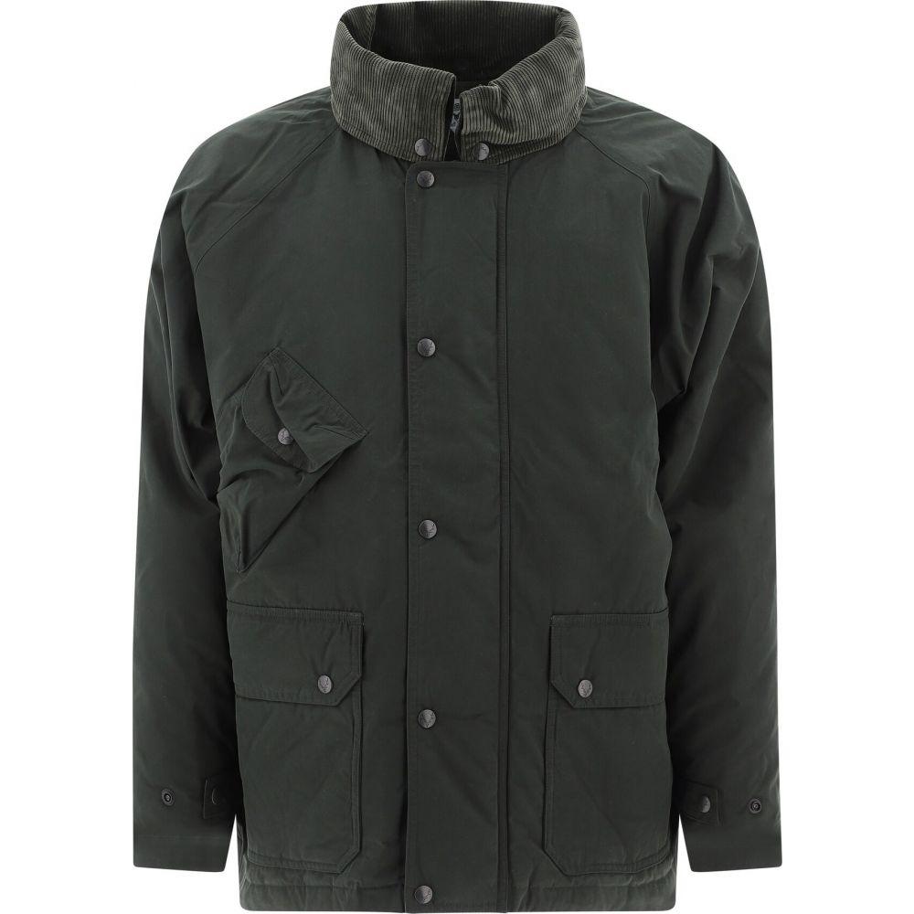 サウス2 ウエスト8 South2 West8 メンズ ジャケット アウター【Jacket With Removable Hood】Green
