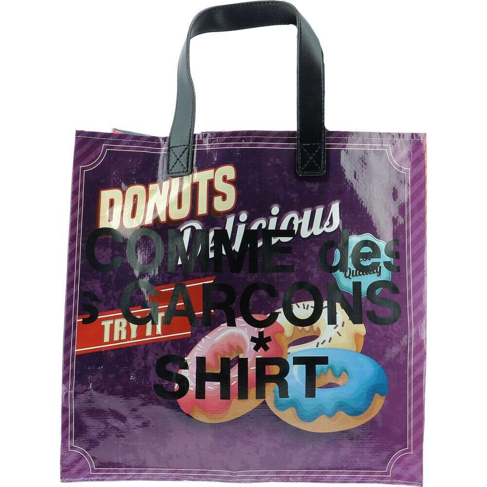 コム デ ギャルソン Comme des Garcons Shirt メンズ トートバッグ バッグ【Shopping Tote Bag】Light Blue