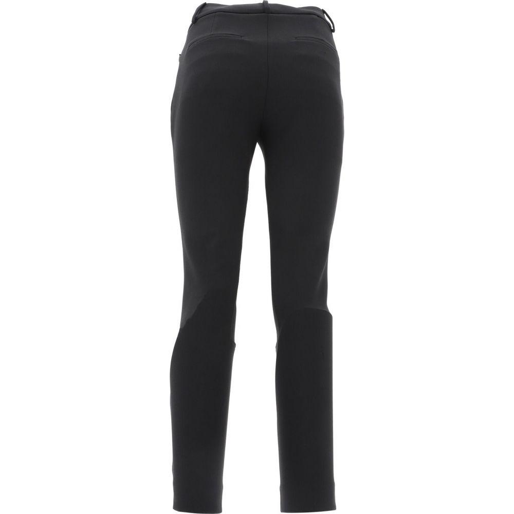 プレセリコ Peserico レディース ボトムス・パンツ 【High Waist Trousers】Black